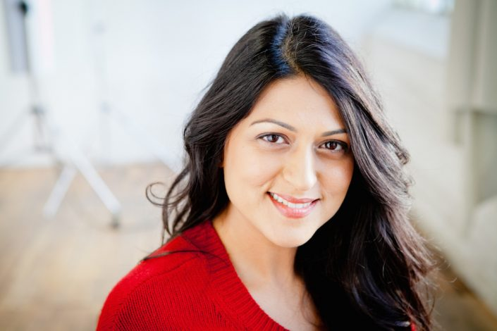 Rishma Malik Scott broadcaster
